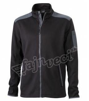 jn591-mens-knitted-fleece-jacket