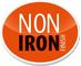 <b>Non Iron Finish: nie je potrebné žehliť</b>.<br/> -------------------------------------------------------------<br/> Stačí vyprať, vysušiť a obliecť. <br/> Nesušiť často v sušičke a nežehliť!<br/>  Iba ak prežehliť švy na nízku teplotu.<br/>
