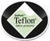 <b>TEFLON® :</b> obaluje každé vlákno ochranným plášťom.<br/> ------------------------------------------------------------<br/>  Odpudzuje od oblečenia špinu a vodu .<br/>  Zlepšuje vzhľad textilu a zvyšuje jeho životnosť.<br/> <b>Odpadá časté pranie a čistenie textilu.</b><br/> Tým sa znižuje oder tkaniny a šetrí sa voda.