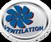 <b>VENTILATION :</b>  ventilačné otvory.<br/> -----------------------------------------------------<br/> Na zvýšenie odvetrávania. <br/> Zlepšená termoregulácia počas aktívneho pohybu.