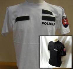 Tričko 2x FLEX POLÍCIA