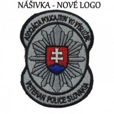 Nášivka APVV nové logo