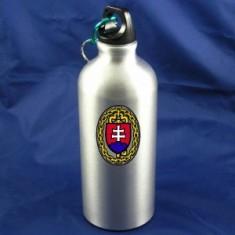 Čutora - fľaša kovová ZVJS
