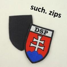 Nášivka DSP SZIP (ruk.znak)