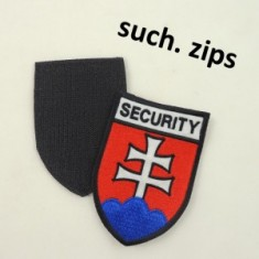 Nášivka SECURITY - SZIP