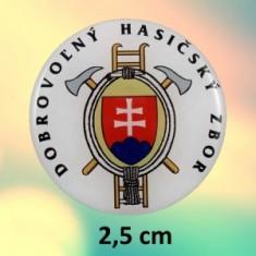 Nálepka Ø2,5cm ŽIV