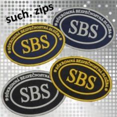SBS logo oválne SZIP