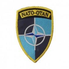 NATO - OTAN modrý