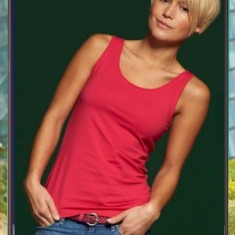 Ladies' Elastic Top
