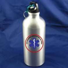 Čutora - fľaša kovová ZZS