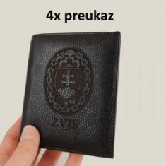 Doklady 4x preukaz ZVJS
