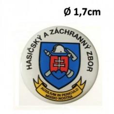 Nálepka Ø1,7cm ŽIV HZ LAT