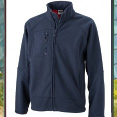 Men`s Bonded Fleece Jacket
