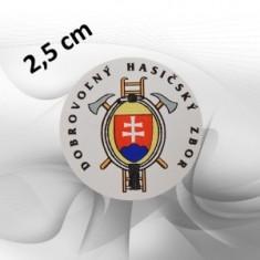 DHZ Nálepka Ø2,5cm