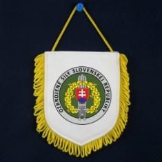 Vlajka malá OSSR2 potlač