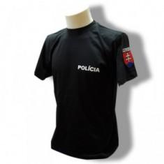 Pracovné tričko PZ so znakom