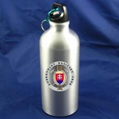 Čutora - fľaša kovová DHZ
