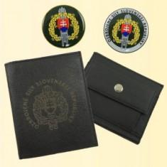 OSSR Peňaženka A vyrez,mince