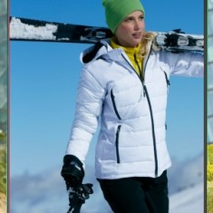 Ladies' Outdoor Hybridjacket