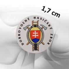 DHZ Nálepka Ø1,7cm