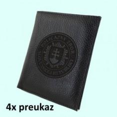 Preukaz PZ na doklady, 4x