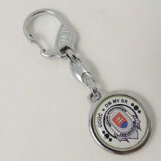 Kľúčenka Ø3cm OUČ OOZ