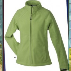 Ladies` Bonded Fleece Jacket