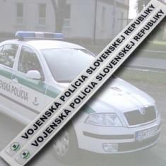 SET ŠPZ VOP-nové logo 2ks
