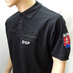 Polokošela DSP - FLOK čierna