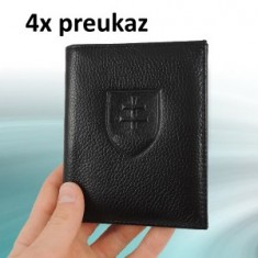 Doklady 4x preukaz znak SR