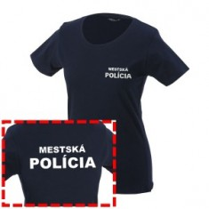 MP dámske tričko kr. rukáv