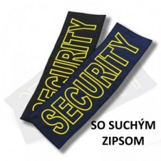 SECURITY nášivka SZIP