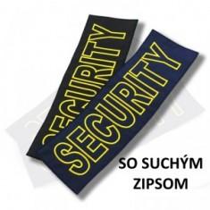 SECURITY nášivka SZIP