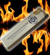 Zapaľovač strieborný APVV