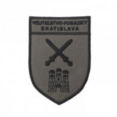 Veliteľstvo posádky BA