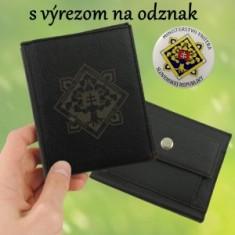 Peňaženka A mince, výrez