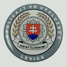 Policajt vo výslužbe LV Ø6cm
