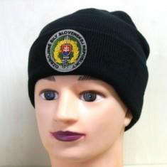 Zimná pletená čiapka OSSR