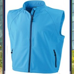 Men`s Softshell Vest Sport