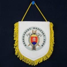 Vlajka malá DHZ potlač