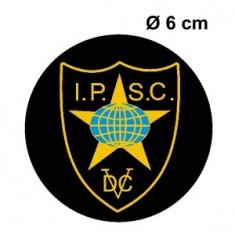 Nálepka Ø6cm ŽIV I.P.S.C.