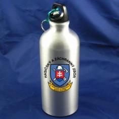 Čutora - fľaša kovová HaZZ