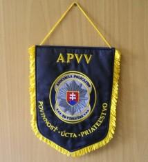 Vlajka veľká APVV+SR