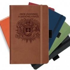 Linajkový zápisník 14x9cm