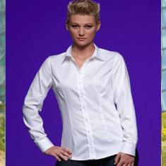 Dámska košeľa jednofarebná