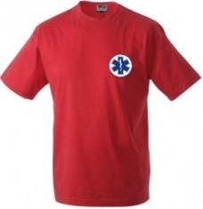 Tričko ZS modré logo