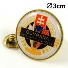 Odznak napichovací OÚČ 3cm