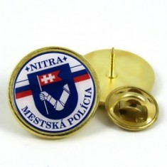 Odznak napichovací Ø2cm