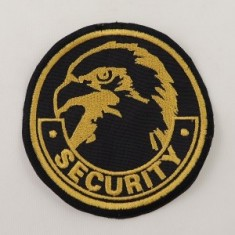Security logo Orol nášivka