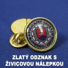 Odznak napichovací PZ